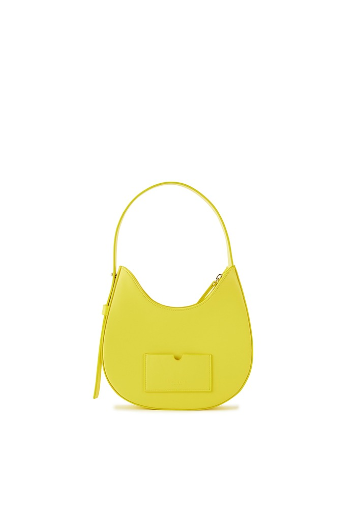 DROP HOBO BAG MINI(BANANA)
